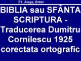 Biblia Pentru Proiectie