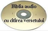 biblia audio cu citirea versetului