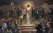 Judecata finală   Căci toţi trebuie să ne înfăţişăm înaintea scaunului de judecată al lui Hristos, pentru ca fiecare să-şi primească răsplata după binele sau răul, pe care-l va fi făcut când trăia în trup.