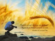 Învaţă să renunţi pentru Isus  La lucruri ce te împiedică să îl urmezi